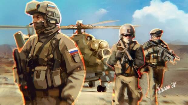 Эксперт назвал элитой россиян, которые уничтожали ИГ в Сирии