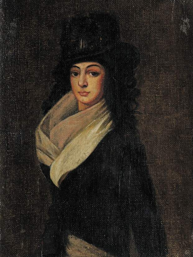 Нина Александровна Чавчавадзе