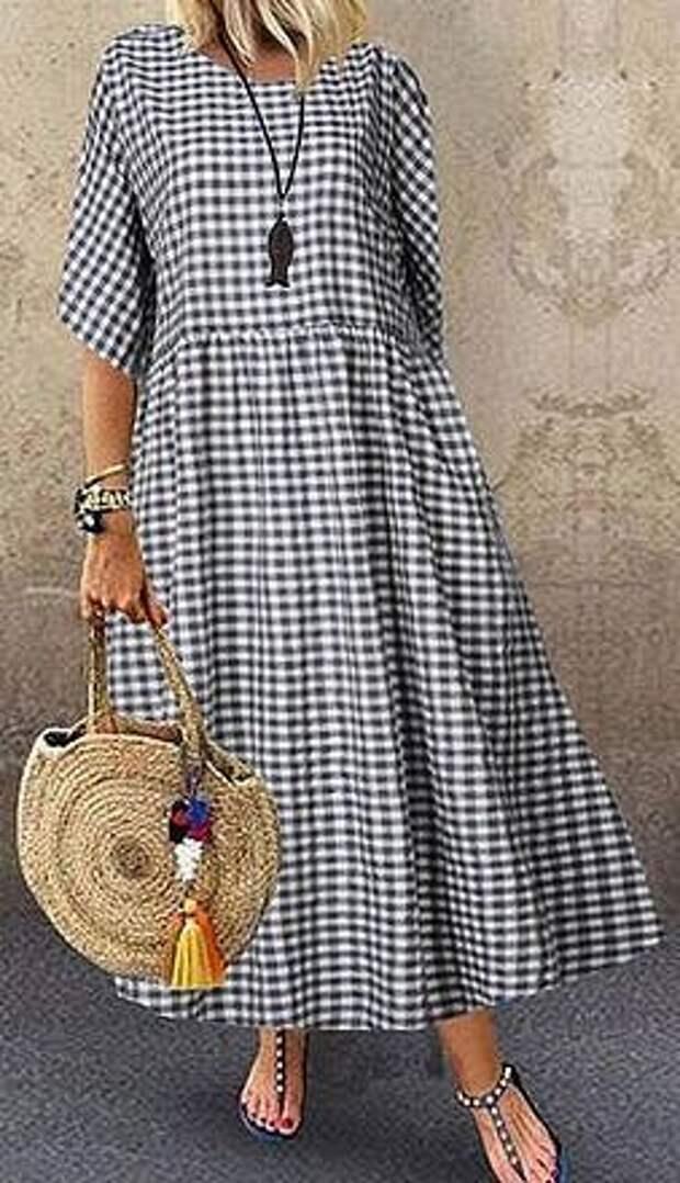 Выкройки одежды для женщин в стиле бохо.