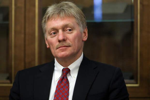 Песков прокомментировал новые антироссийские санкции