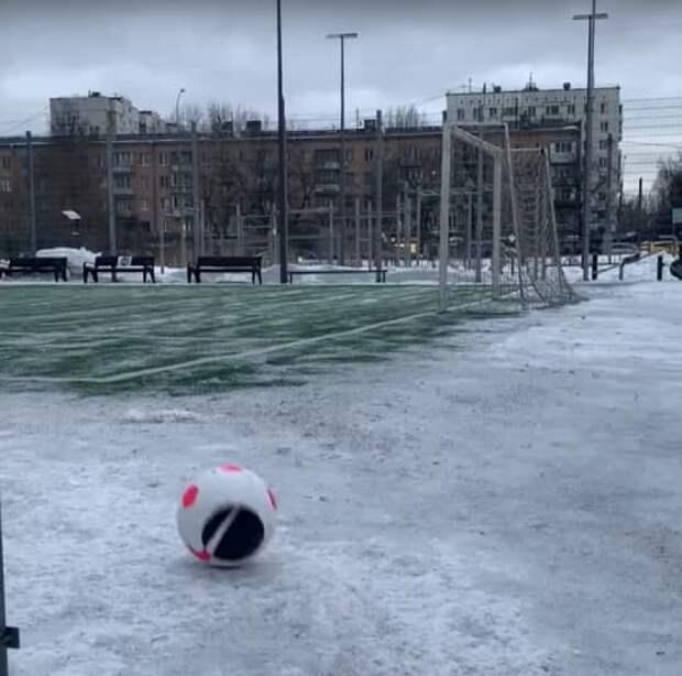В парке «Северное Тушино» возобновились занятия футбольного клуба