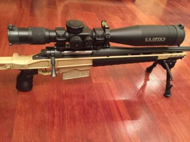 Как снайперы умудряются поражать цели на дистанции в 2 километра