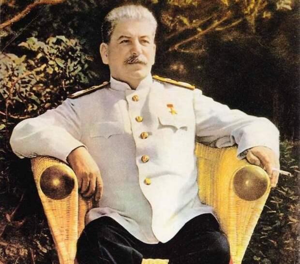 Несколько рассказов о Сталине.