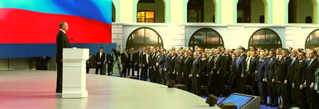 Поддержит ли элита призыв Путина о великой России?