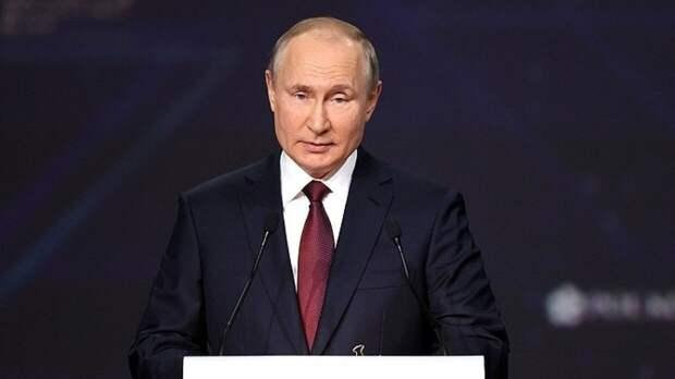 Путин рассчитывает на отсутствие импульсивных решений от Байдена