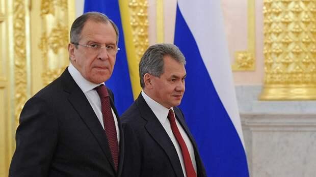 Лавров и Шойгу ответили на призыв к России быть «нормальной страной»
