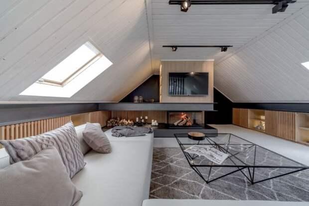 Красивые крыши домов с мансардой и балконом: фото, интересные идеи (103 фото)