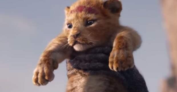 Disney показал обновленного «Короля Льва»
