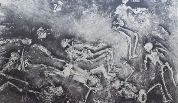 Загадка гибели Мохенджо-Даро