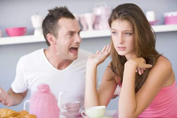 сцена ревности мужа
