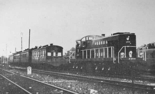 Литерный поезд товарища Сталина