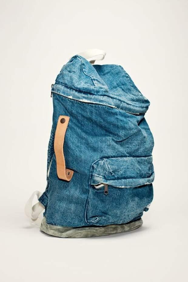 Сумки из джинсов (4 часть)