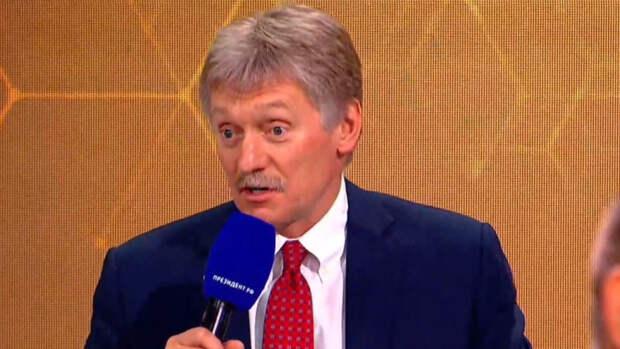 Песков указал на неопределенность с местом возможной встречи Путина и Байдена