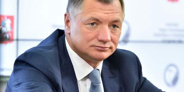 Хуснуллин «крадется» на Урал