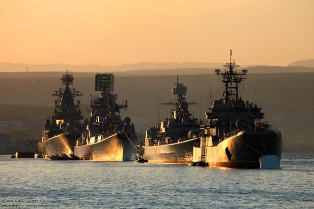 Forbes считает, что Россия сможет разрушить любую коалицию НАТО в Черном море