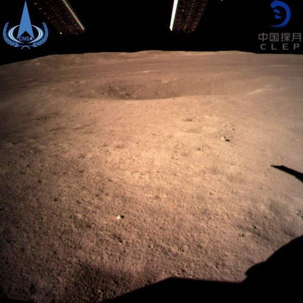 На обратной стороне Луны впервые сели