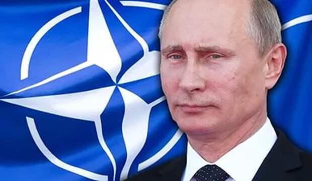 Путин допустил, что если Россия обнаружит угрожающие ей объекты НАТО, она нанесет по ним удар