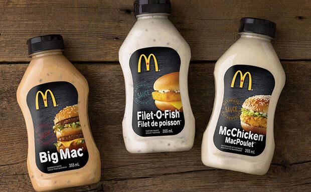 Повторяем дома соусы из Макдональдса, которых всегда хочется заказывать побольше