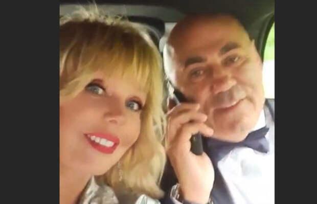 Валерия показала, в каком виде отправилась с мужем на свадьбу младшего сына