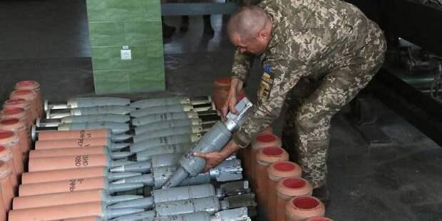 Как спецслужбы ЕС вооружали Украину по указаниям США