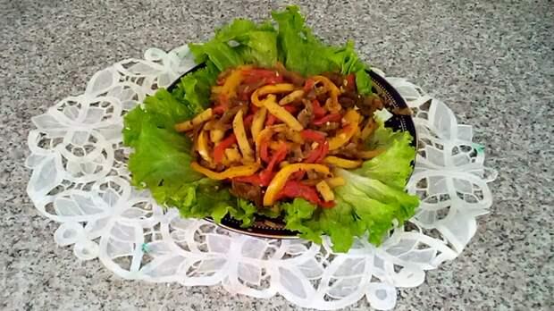 Чисанчи Кулинария, Китайская кухня, Овощное блюдо, Видео рецепт, Рецепт, Видео, Длиннопост
