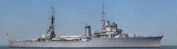 Боевые корабли. Крейсера. Когда не повезло с судьбой по полной