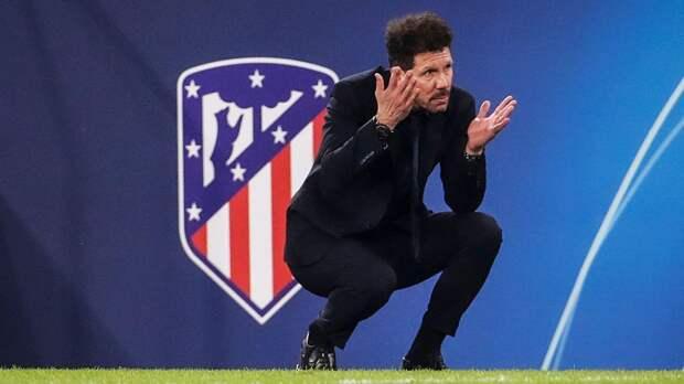 """""""Атлетико"""" официально объявил о решении выйти из Суперлиги"""