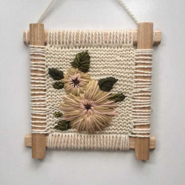 Уютный декор: необычные и нежные панно Fleur Lyon