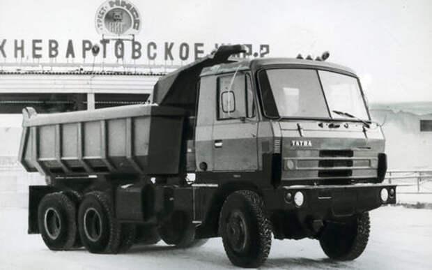 15 иностранных грузовиков, которые помогали строить СССР