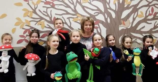 Школьники из Сокола победили на театральном фестивале «Звуки музыки» Фото предоставлено Лейлой Сидоровой