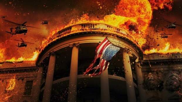 Революционная ситуация: верхи не могут, низы не хотят ... в США