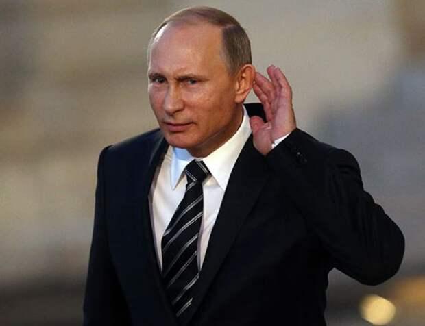 Путин не позволит НАТО обвести Россию как в 90-х