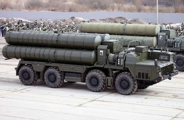 Западные эксперты объяснили популярность С-400