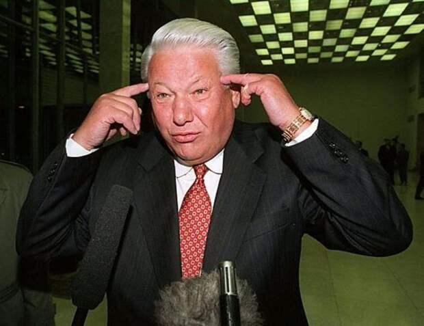 Зачем нам Ельцин-центр? А сам Ельцин?