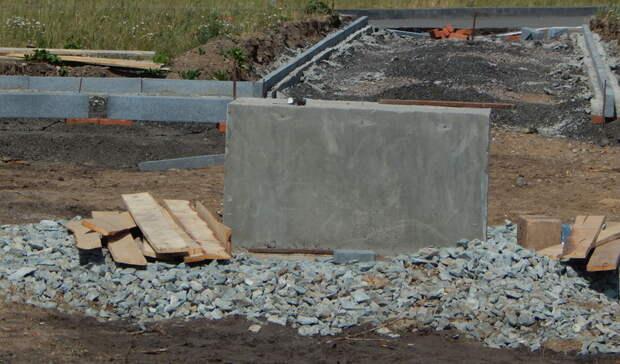 Фундамент под памятник Петру иФевронии заложен впарке «Народный» вНижнем Тагиле