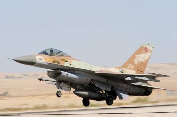 Версия Avia.pro: армия России могла сорвать воздушный удар Израиля по военному объекту в Сирии с помощью систем РЭБ