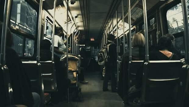 Число пассажиров в автобусах Подмосковья выросло на 6% утром в понедельник