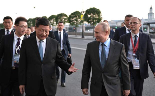 Востоковед Кашин: Россия может построить для Китая реакторы на быстрых нейтронах