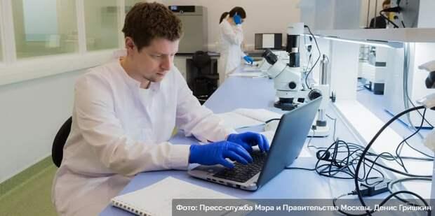 Более 2,5 тыс технологичных проектов представлено на столичной «Карте инновационных решений» - Сергунина. Фото: Д. Гришкин mos.ru