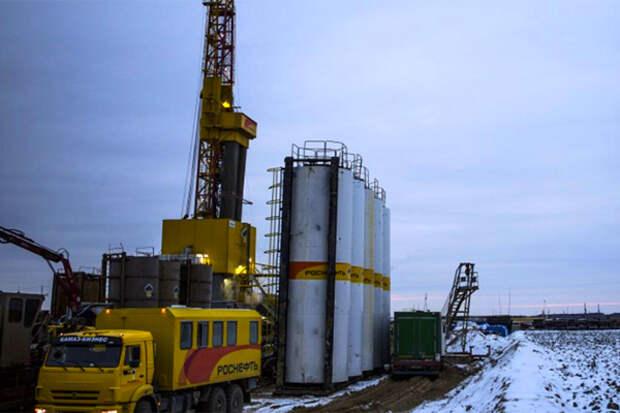 """""""Роснефть"""" будет утилизировать отходы бурения по-новому"""
