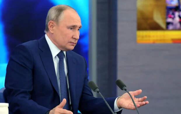 «Ха-ха, да кому он нужен»: реакция Путина на новое расследование Навального