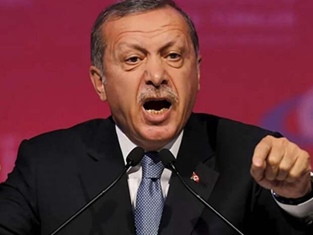 Бросил вызов всем: Эрдоган назвал 3 преступных государства