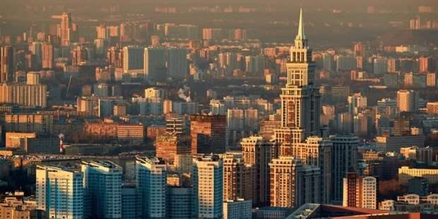 Наталья Сергунина: Москву включили в список умных городов мира. Фото: М.Денисов, mos.ru