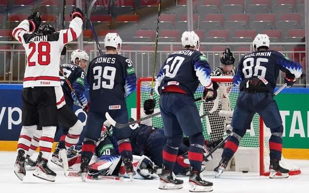 Канада обыграла США и вышла в финал чемпионата мира — 2021