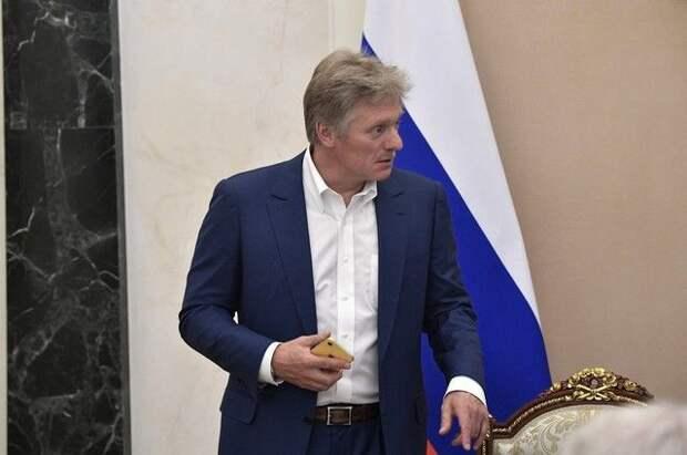 Песков: уволенные «за поддержку Навального» могут обратиться в прокуратуру