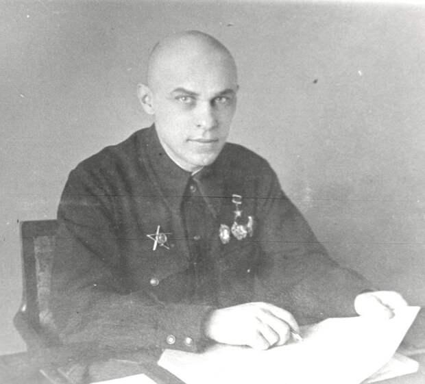 Александр Морозов в годы Великой Отечественной войны