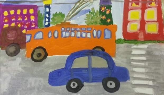 Участникам детских квестов в «Доме на Брестской» расскажут о конкурсе  «Рисуем любимый город»
