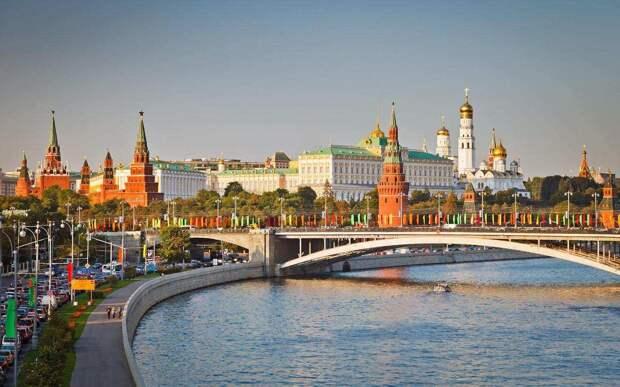 Большая Россия объединит республики Советского Союза