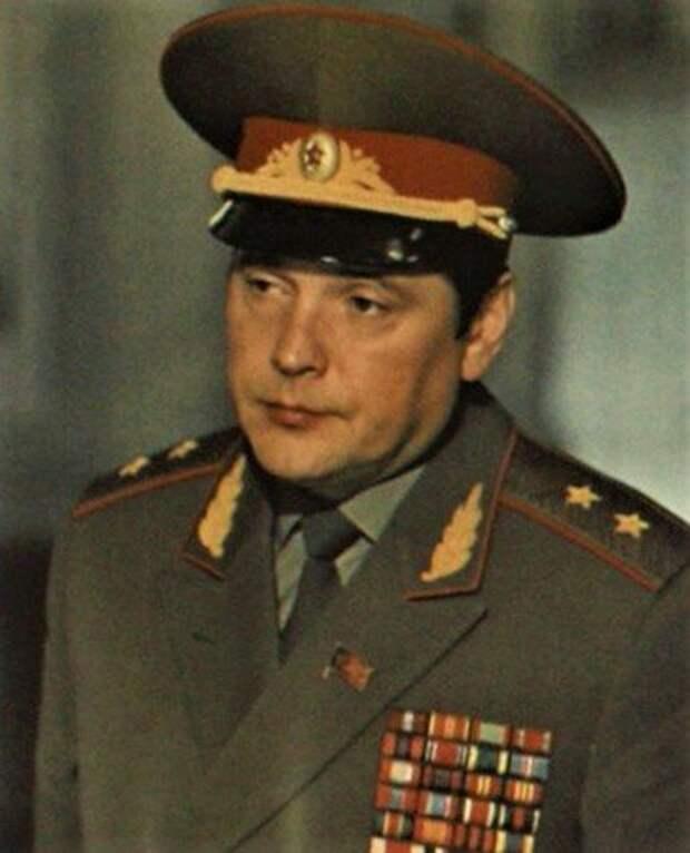 Почему Горбачев посадил генерала Чурбанова