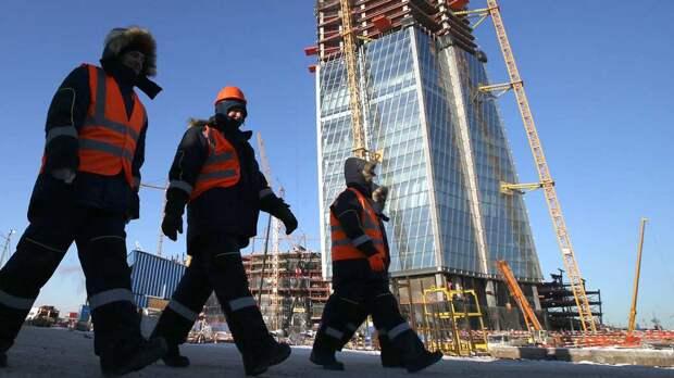Гастарбайтеров из Средней Азии на стройках РФ предлагают заменить украинцами
